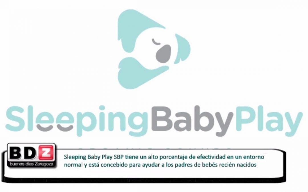 Sleeping Baby Play en Buenos Días Zaragoza